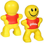 Captain Smiley Stress Balls